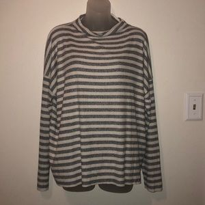 NWT Lucky brand ribbed  light weight sweater